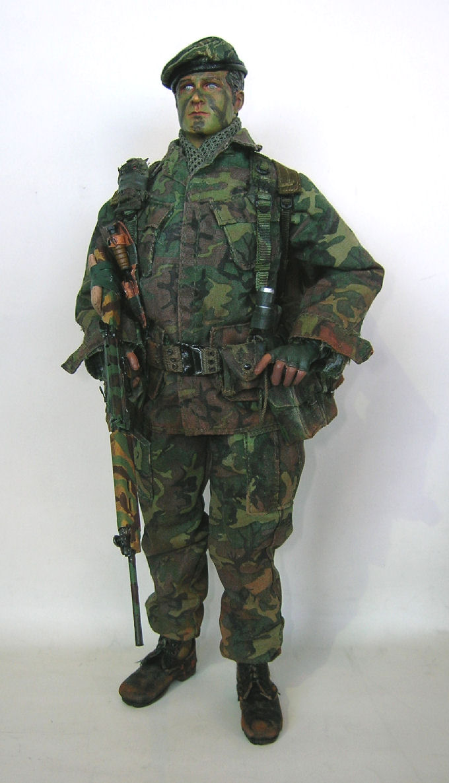 sas uniform