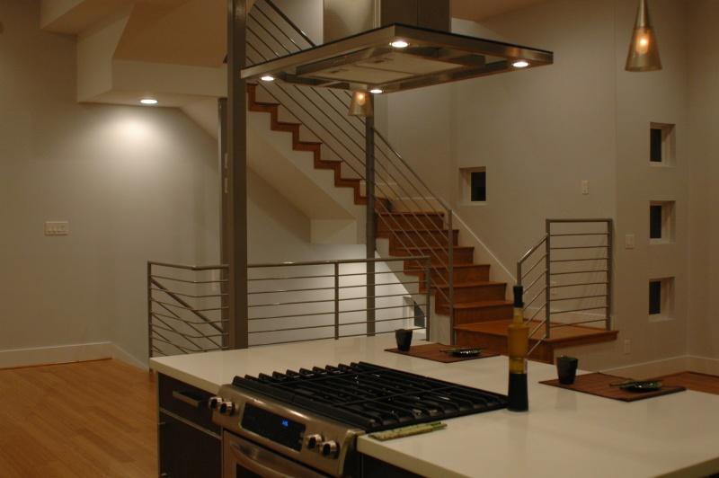 Comment r nover un escalier situ au milieu du s jour - Escalier milieu de piece ...