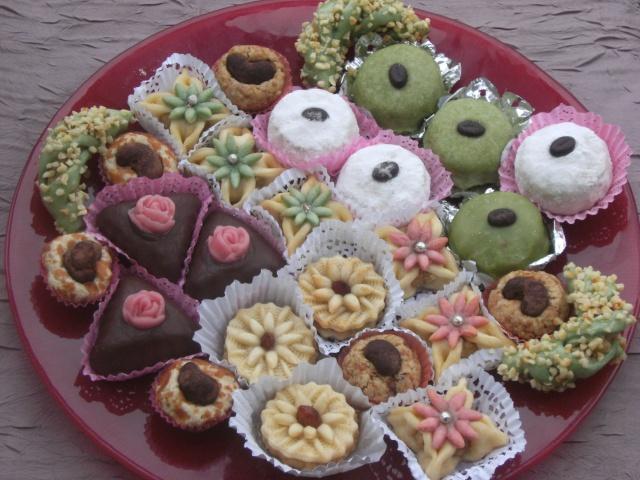 حلويات أعراس ومناسبات بالصور الجزء