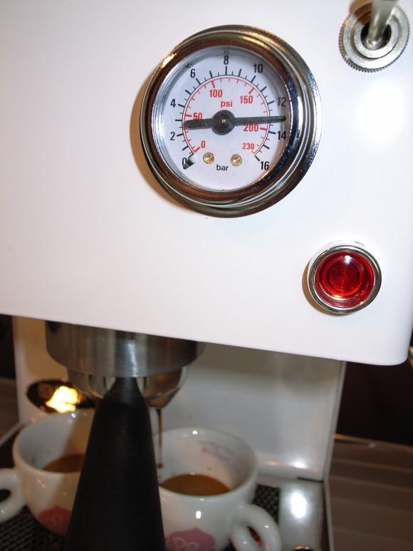 Isomac vénus vapeur vanne té-Caffe Milano