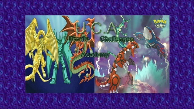 Pokemon/Duel Monsters UC Academy