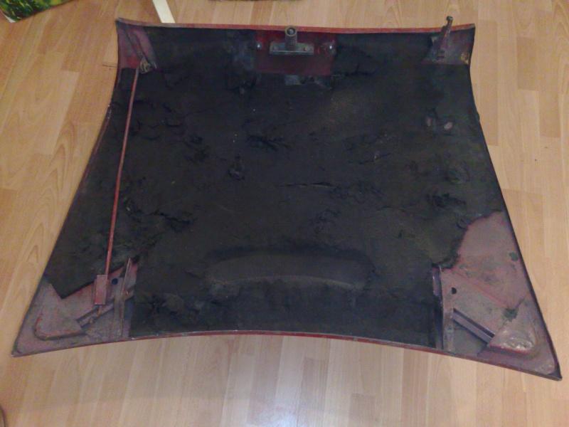 vds capot morris mini cooper mk1. Black Bedroom Furniture Sets. Home Design Ideas