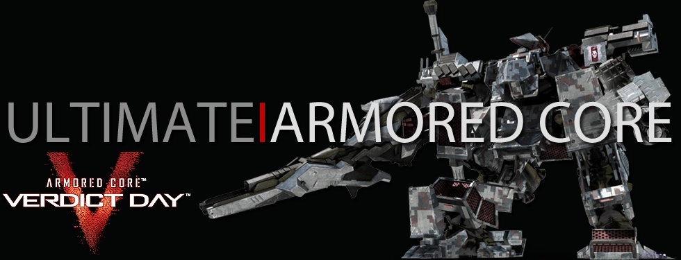 ULTIMATE ARMORED CORE