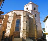 <center>Eglise Saint Jean Baptiste<center>