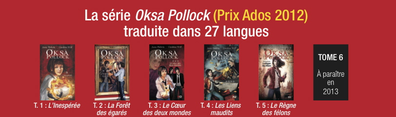 Forum Officiel OKSA POLLOCK & SUSAN HOPPER