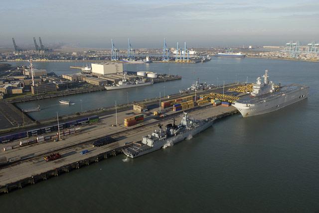 Zeebrugge naval base news page 14 for Port zeebrugge