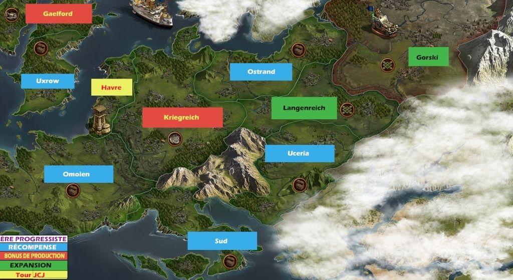 foe carte de campagne Nom des territoires sur la carte de campagne | Forge of Empires Forum