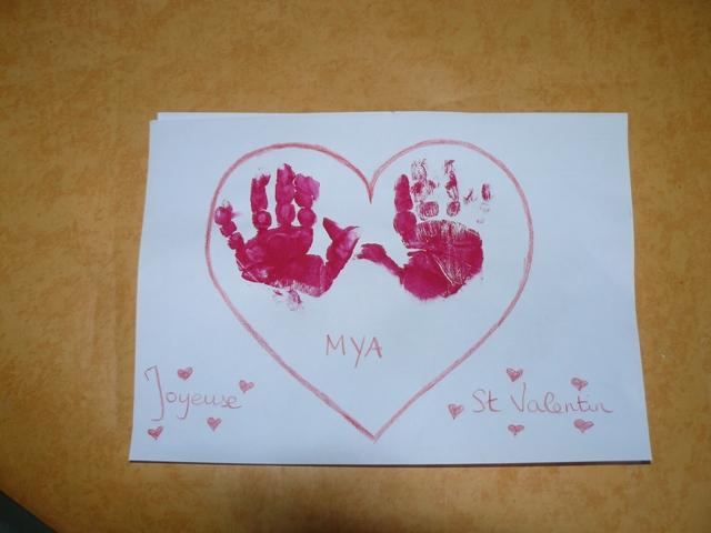 Id e activit pour la saint valentin bricolage - Idee activite saint valentin ...