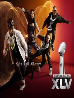 Show.Black Eyed Peas - Super.Bowl.XLV [HDrip][180 mb][Xvid]