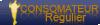 Consommateur régulier