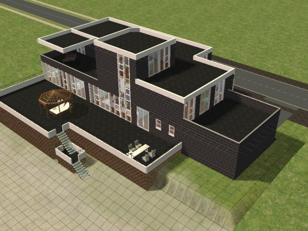 Capital sims ver tema las mejores casas que hab is for Muebles sims 3