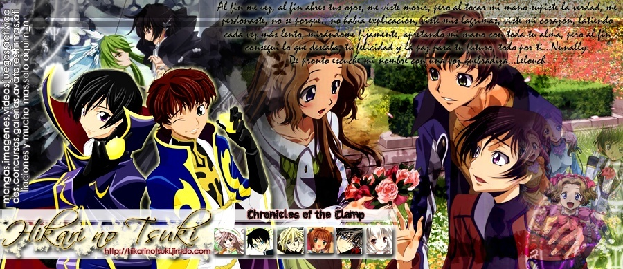 Chronicles of the Clamp ~Hikari no Tsuki~