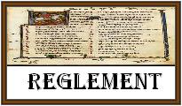 Règlement de la compagnie