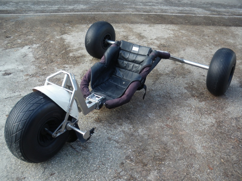 roues kite buggy