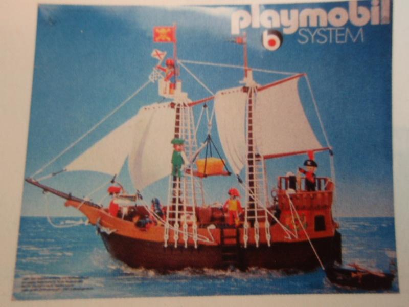 playmobil le th me des pirates vintage. Black Bedroom Furniture Sets. Home Design Ideas