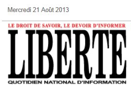 site liberté ICI