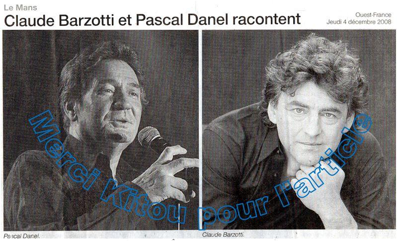 Blog de barzotti83 : Rikounet 83, C.Barzotti et P.Danel article de presse Le Mans Ouest France