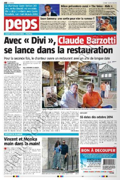 article de presse belgique la meuse samedi 7 septembre 2013