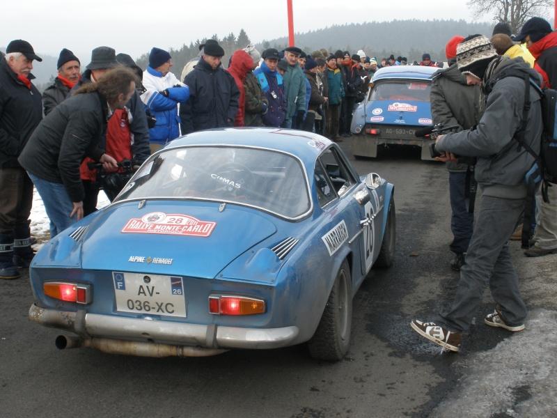 Rally mont carlo historique 2011 for Garage 4x4 st bonnet froid