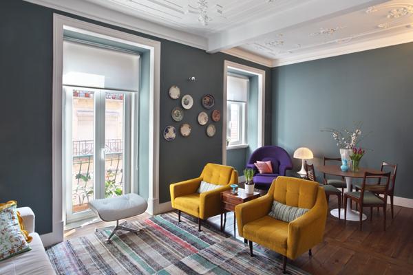 salon nouvelle dco p12 cadres et miroirs petit mur page 2 salon bleu gris - Deco Salon Bleu Gris