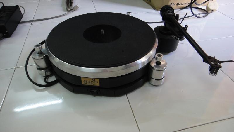 Ariston Audio Rd 40 Turntable Used Sold