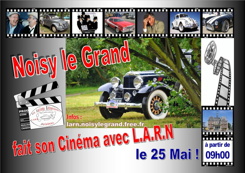 grande manifestation de voiture anciennes a noisy le grand le 25 mai 2013. Black Bedroom Furniture Sets. Home Design Ideas