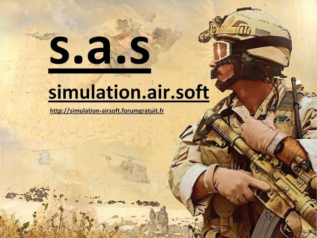 Simulation Air Soft