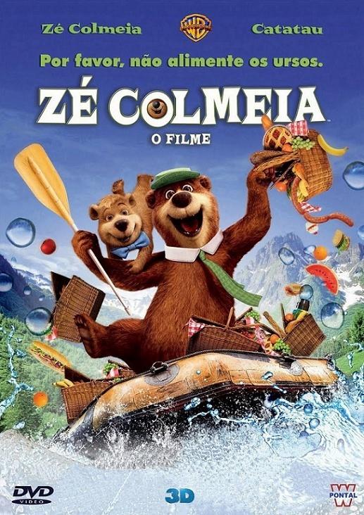 Zé Colmeia O Filme