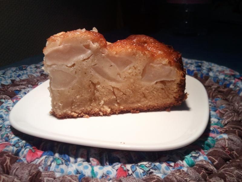 Gâteau aux pommes pourries de ma tata Ja ! dans Cuisine 2013-110