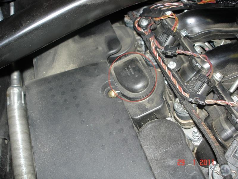 remplacement du d u00e9shuileur sur le moteur 2 0d 150 cv
