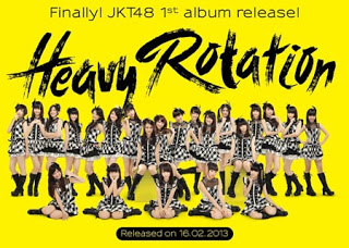 Heavy Rotation (Type B)
