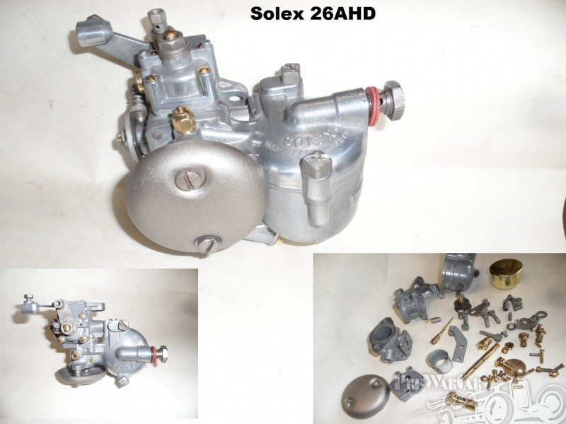 carburateur solex ancien