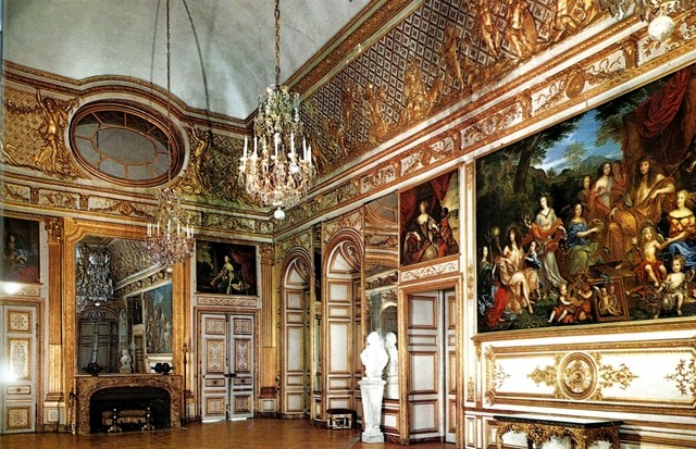 Patrimoine monuments d 39 hier et d 39 aujourd 39 hui for Salon de versailles 2016