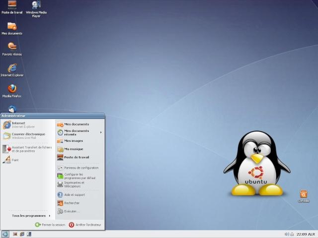 حصريا Windows Undercover Ubuntu Edition