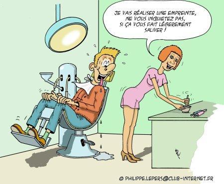 un amour de dentiste