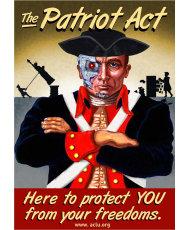 Un-Patriotic Act
