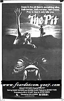 فيلم الرعب The Pit 1981 من أقوى أفلام الرعب