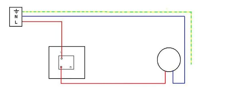 Branchement interrupteur simple et va et vient - Comment brancher un interrupteur va et vient en interrupteur simple ...