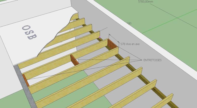 question demande d 39 info concernant la r alisation d 39 un grenier. Black Bedroom Furniture Sets. Home Design Ideas