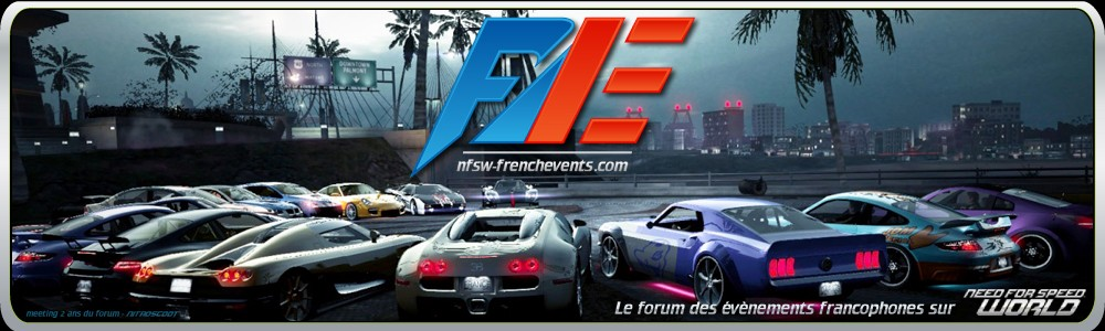 NFSW French Events