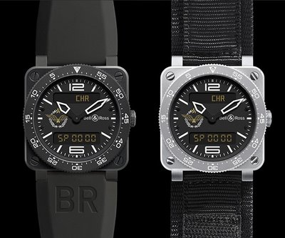 montre bell and ross escadron