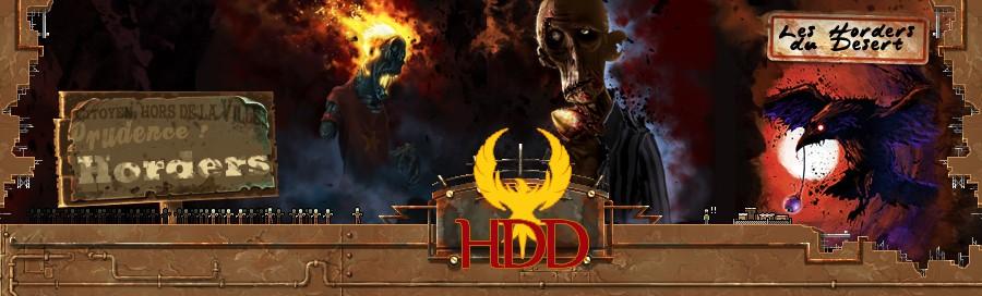 HDD - Les Horders Du Désert - HDD