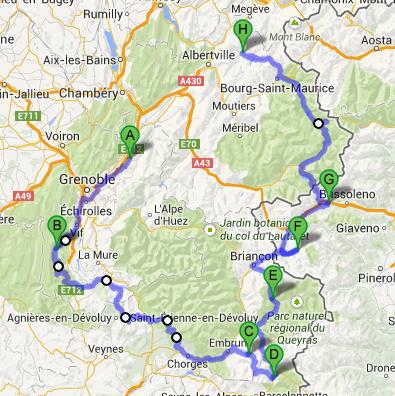 Cr 2 Jours Pour Promen 233 Haute Alpes Parpaillon Et Assietta