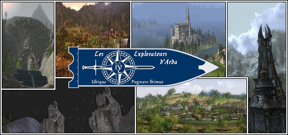 Les Explorateurs d'Arda