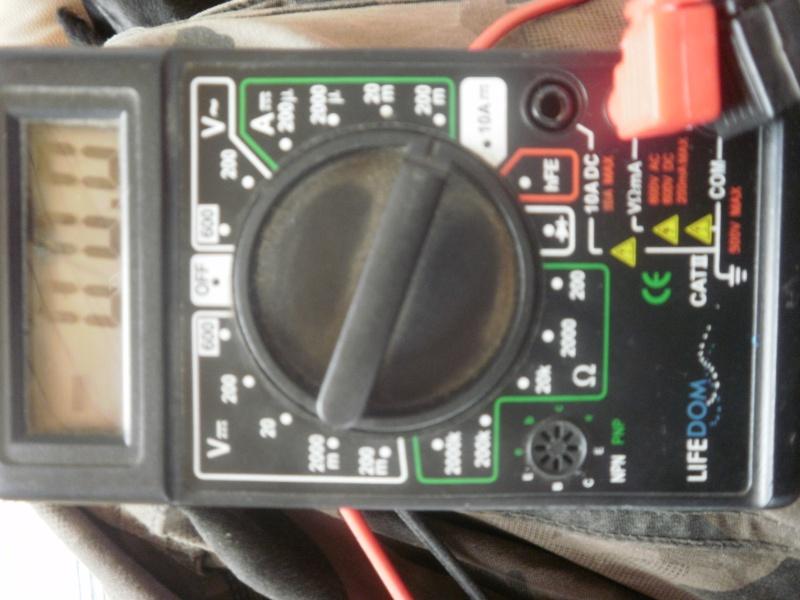 batterie moto qui se decharge toute seule