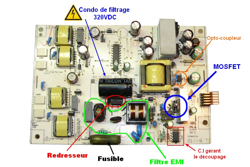 R paration ecran lcd d 39 ordinateur - Tester un fusible sans multimetre ...