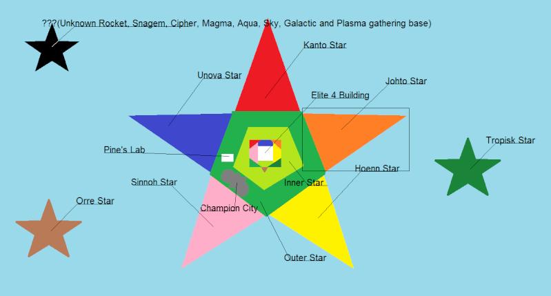 Johto Star