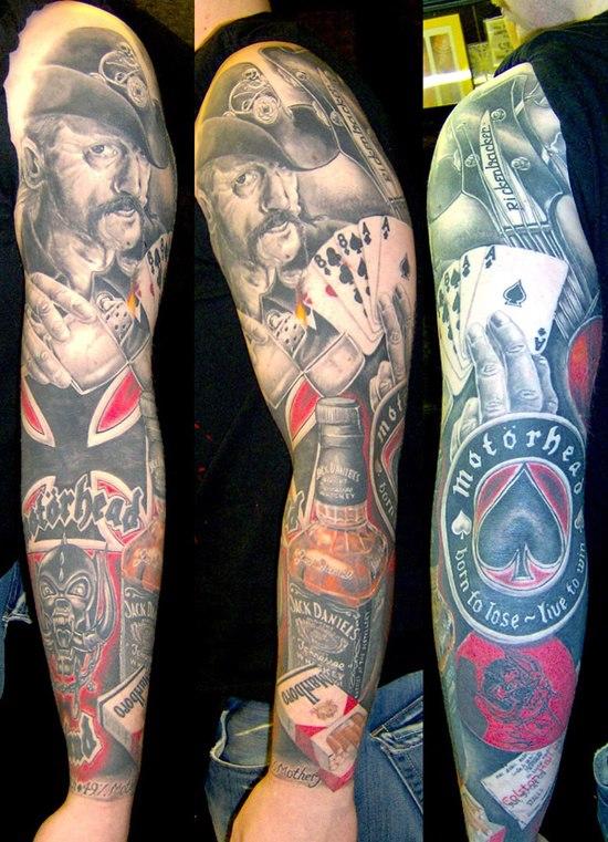 Sujet superbe tatouage de lemmy (motorhead) Mer 10 Avr , 2111