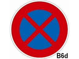 Panneau dfense de stationner elegant parking priv rserv for Panneau stationnement interdit devant garage