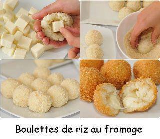Idees de repas pour buffets froids de fetes - Message boulette mariage ...